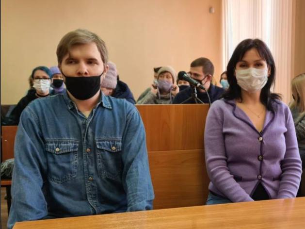 Челябинский суд оправдал участников антипутинского митинга, которых обвиняли в хулиганстве