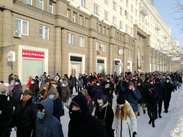 Сторонники Навального анонсировали в Челябинске новую акцию протеста — в это воскресенье