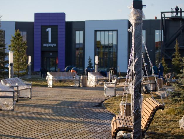 В Челябинске появятся три дополнительных корпуса инфекционного центра