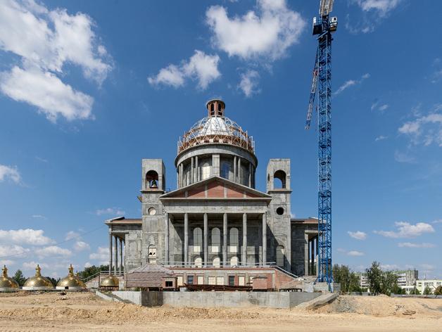Александр Аристов дал миллиард рублей на строительство челябинского кафедрального собора