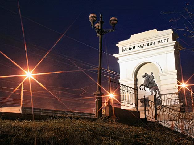 Пешеходы смогут перейти на другой берег Миасса, пока ремонтируют Ленинградский мост
