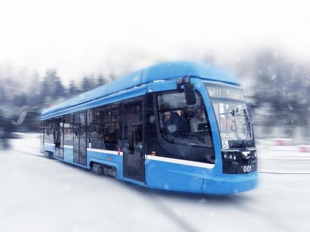 Рогозин анонсировал испытания беспилотного трамвая, сделанного в Челябинской области