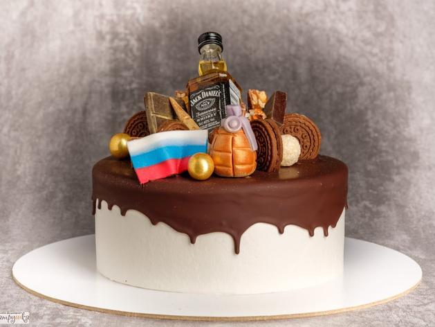 Сытный пирог, эксклюзивный торт, гриль-меню: чем порадовать мужчин на 23 февраля?