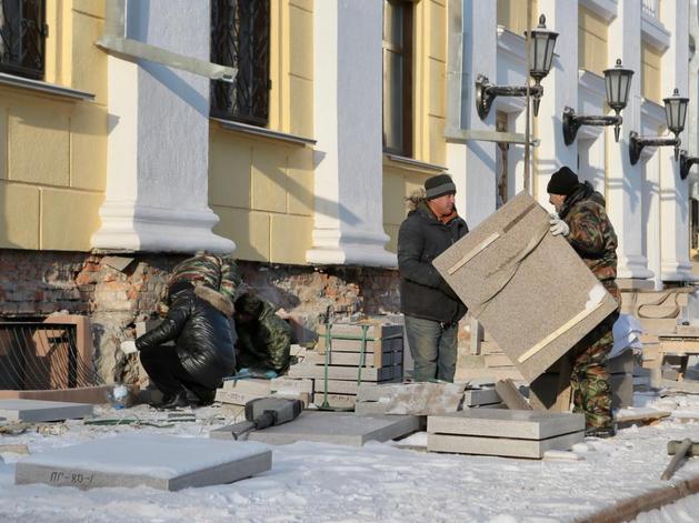 В Челябинске готовят уголовное дело о многомиллионных хищениях при ремонте оперного театра