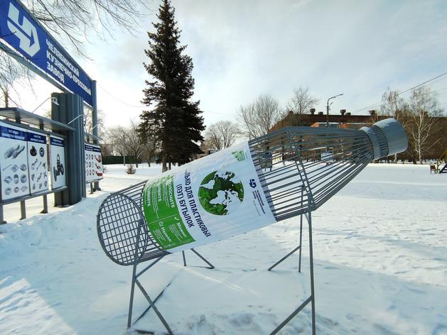 ЧКПЗ: как запустить раздельный сбор мусора на предприятии?