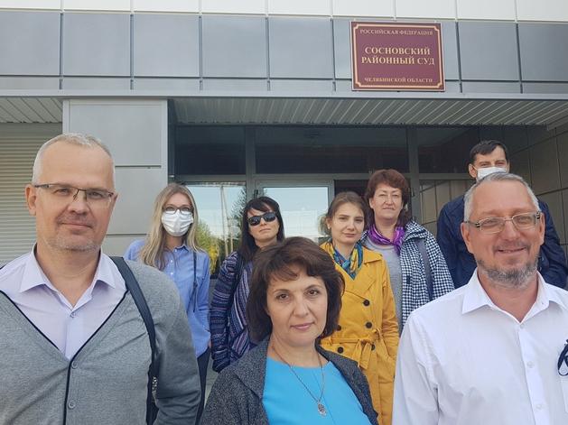 Челябинским экоактивистам запросили условные сроки по делу о поджоге на Томинском ГОКе