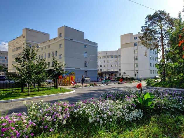 Новый корпус челябинской детской больницы в городском бору построят к концу 2023 года
