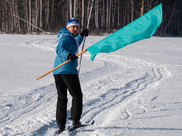 Традиция проводить «командирскую лыжню» появилась на ЧКПЗ ещё в прошлом столетии