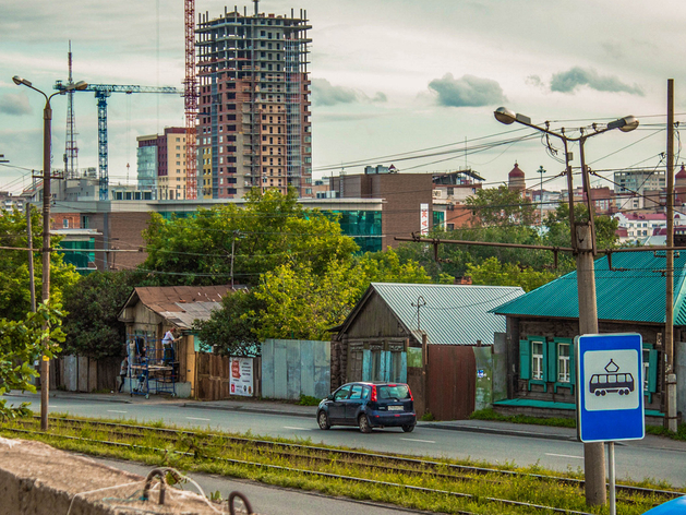 «Том Сойер Фест» предложил застройщику сохранить исторический квартал на Российской