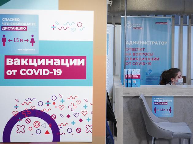 В торговых комплексах Челябинска начнут ставить прививки от COVID