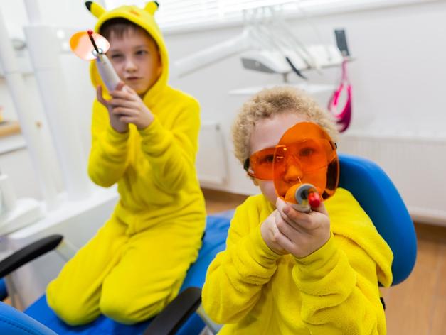 Без боли и страха: как устроена новая детская стоматология «Белый кит»?