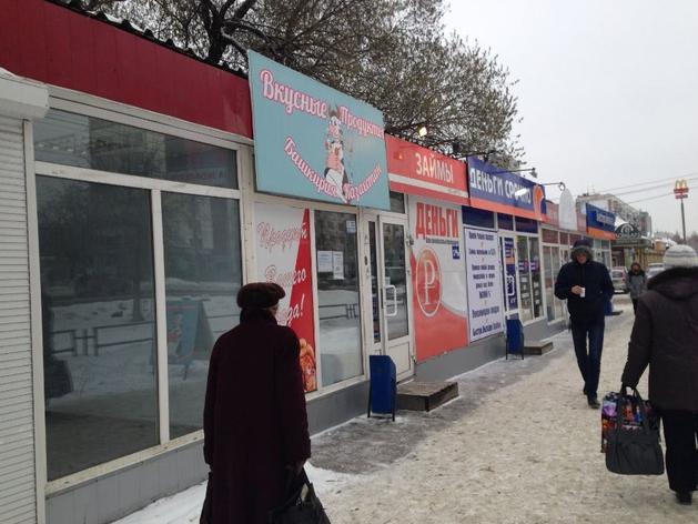 Борьба без правил: демонтаж нелегальных ларьков в Челябинске фактически прекратился