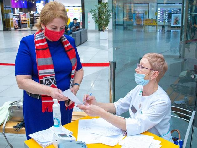 Вакцинация от коронавируса в челябинских ТРК примет массовый характер