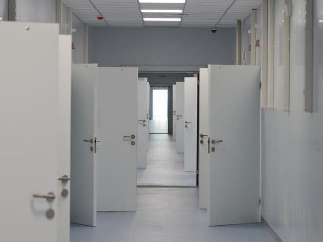 Ковидному госпиталю под Челябинском добавили три новых корпуса