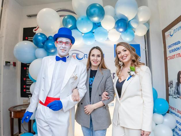 Первый в России «Центр Контроля Миопии» открылся в Челябинске