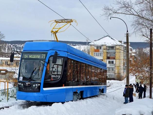 Группа «Синара» займется поставкой новых трамваев в Челябинск