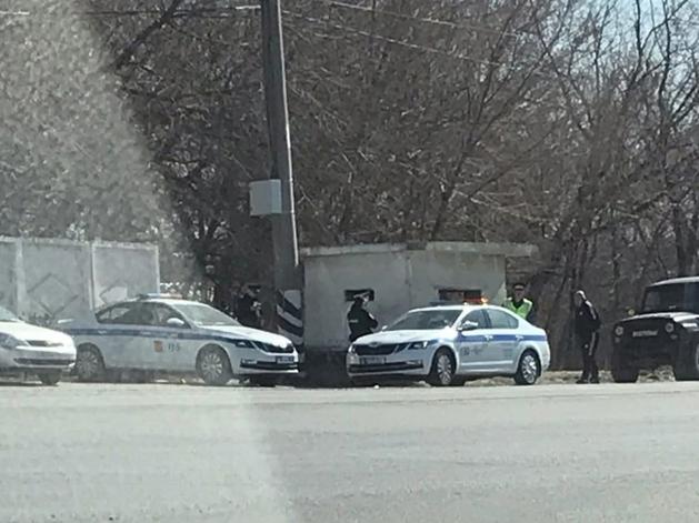 Усиленные посты ДПС и ОМОН на въездах в Челябинск: в соцсетях пишут о вооруженных патрулях