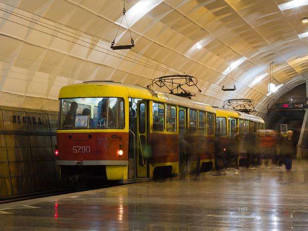 Илья Варламов прокомментировал планы по строительству в Челябинске метротрамвая