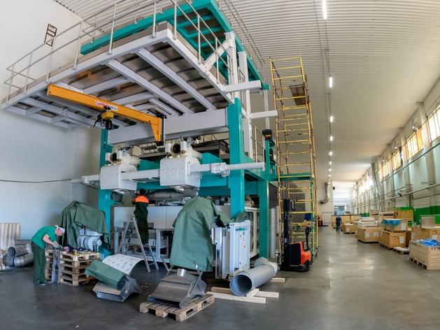 Пуск новых макаронных линий Buhler и Fava позволит удовлетворить спрос и начать работать на увеличение производства
