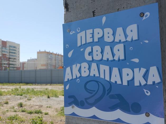 В Челябинске начинают строить аквапарк. Первый шаг — срубить 300 деревьев