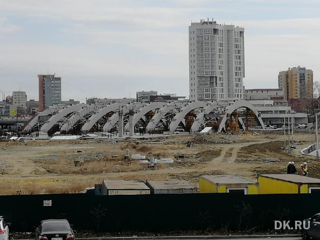 Фирма Дубровского требует 139 млн рублей за работы по строительству конгресс-холла