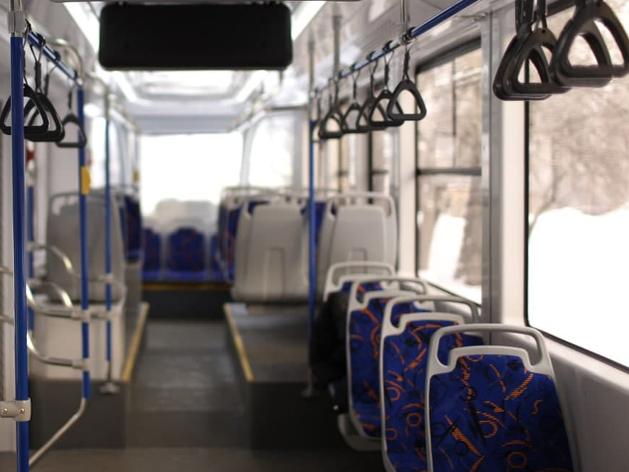 Из Челябинска увозят обратно на завод единственный новый трамвай