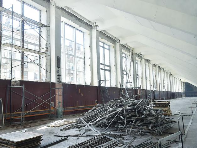 «Мечел» занялся реновацией спорткомплекса в Металлургическом районе