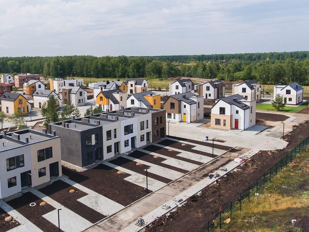 В Челябинской области за полгода вдвое выросли объемы частного домостроения