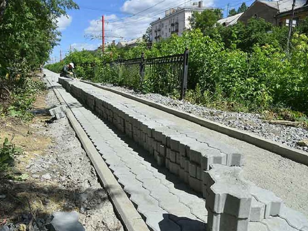 Вдоль Шоссе Металлургов в Челябинске появится новый сквер