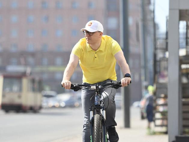 «Нужно больше велодорожек»: Текслер и Котова пообещали улучшить условия для велосипедистов
