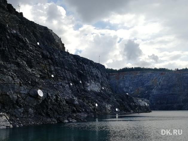 Крупнейший арт-объект Уральской индустриальной биеннале появился в Челябинской области