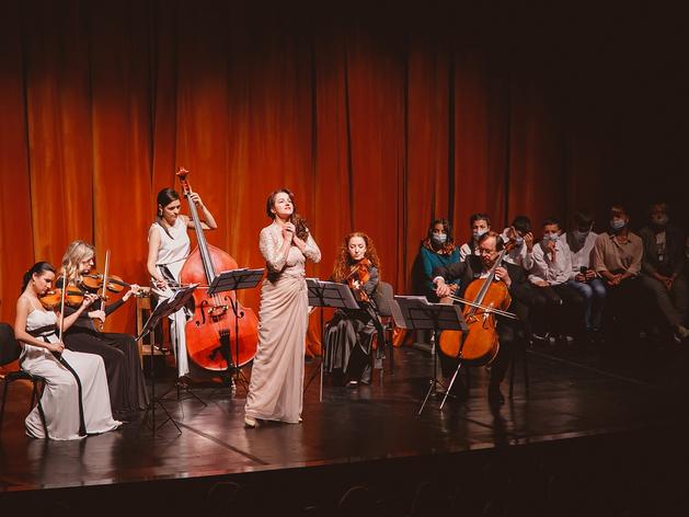 Звездный коллектив Мариинского театра впервые посетил Челябинск