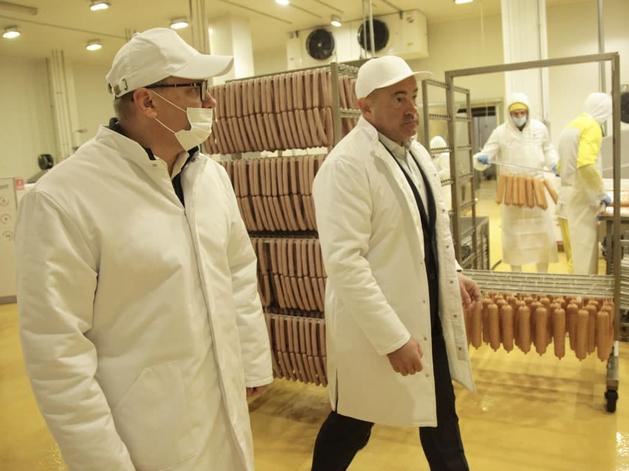 «Ариант» потратит 3,2 млрд рублей на увеличение производства мяса в Челябинской области