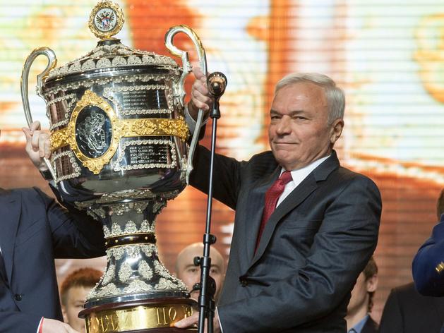 Forbes назвал Виктора Рашникова «королём кэша»