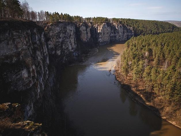 Возле Айских притёсов построят туристические тропы за 7,5 млн рублей