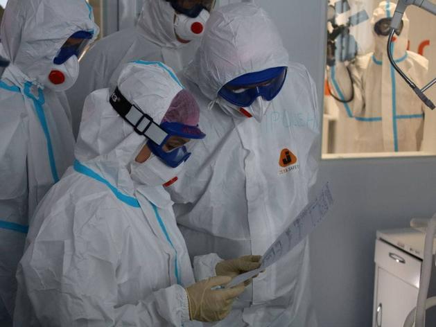 Суточное число заболевших коронавирусом в Челябинской области достигло 400 человек
